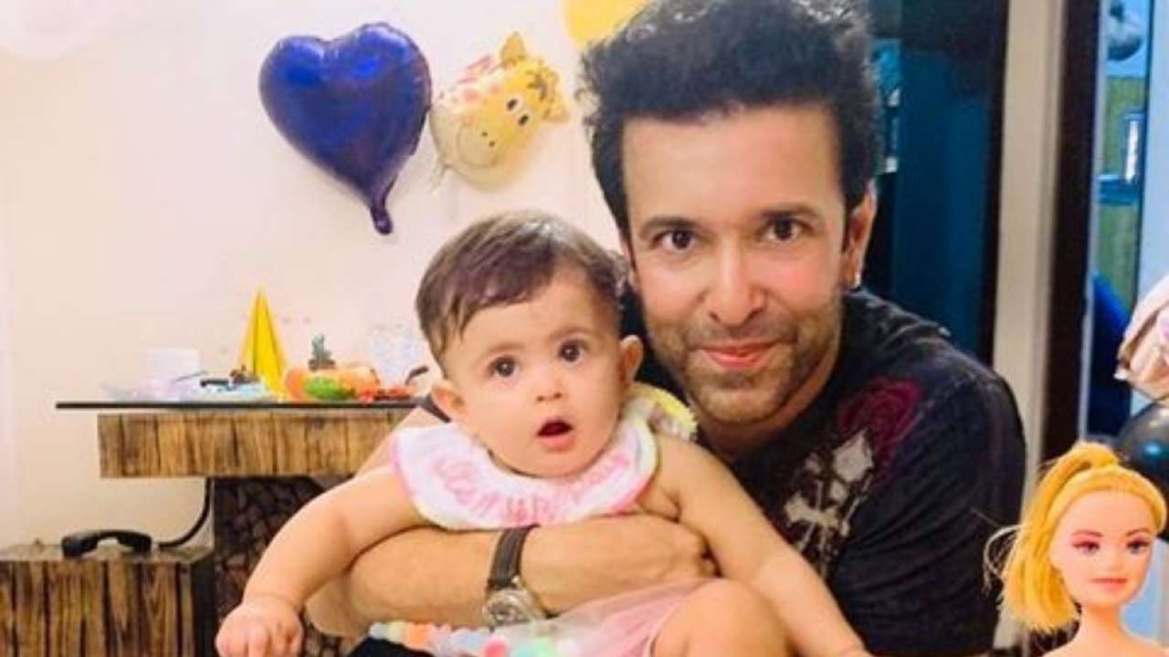 First Photo: Aamir Ali introduces Sanjeeda Shaikh and his daughter Ayra Ali, calls her 'eternal valentine'