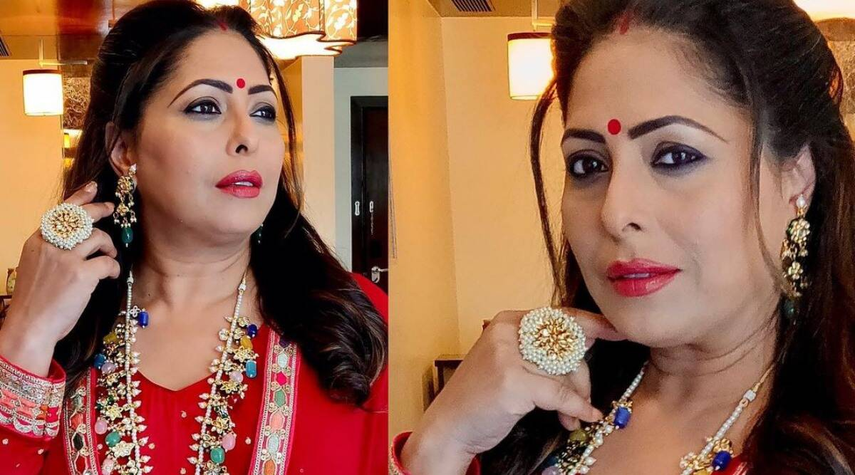 Geeta Kapur reacts to fan queries on her marital status, says, 'If I get  married, I won't hide it at all' | Entertainment News,The Indian Express